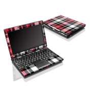DecalGirl AET-PLAID-RED Asus Eee Touch PC Skin - Red Plaid