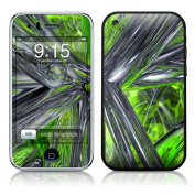 DecalGirl AIP3-ABST-GRN iPhone 3G Skin - Emerald Abstract