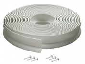 M-d Products 03822 9.14m White Vinyl Garage Door Seal For Top & Sides