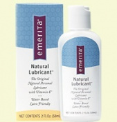 Emerita Sexual Function Natural Lubricant - The Original Natural Personal Lubricant with Vitamin E 2 fl. oz. 213703