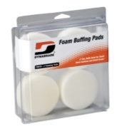 Dynabrade Products DYB76016 7.6cm . White Foam Polishing Pads