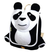 ecogear BG-2846 Panda bag- Black- White by ecogear