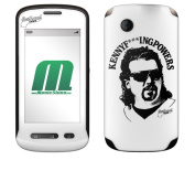 MusicSkins Eastbound & Down Kenny F***ing Powers Skin for ZTE Libra