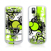 DecalGirl LSH2-SIMPLYGREEN LG Shine 2 Skin - Simply Green