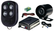 Pyle PWD203 6 Relay Vehicle Security System with Code Encryption