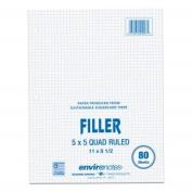 Roaring Spring Paper Products 20097 Sugarcane Filler Paper - 80 Sheets Per Pack