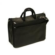 Piel Leather 2869-BLK Expandable Brief - Black