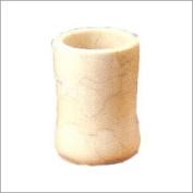 Evco International 74176 - Marble Bath Curvy Shape - Champagne - Tumbler