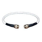 Wilson Electronics 952402 0.6m White 400 Ultra Low Loss Coax Cable by Wilson Electronics