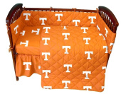 College Covers TENCS Tennessee 5 piece Baby Crib Set