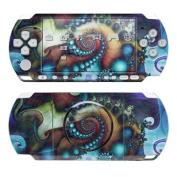 DecalGirl PSP3-SEAJWL PSP 3000 Skin - Sea Jewel