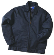 Dickies Large Navy Lined Eisenhower Jackets TJ15DN LRG