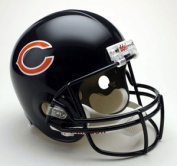 Creative Sports RD-BEARS-R Chicago Bears Riddell Full Size Deluxe Replica Football Helmet