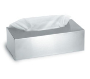 Blomus 66653 Stainless steel kleenex box
