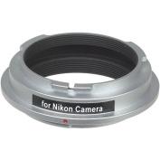 Novoflex NIKA Adapter from Universal Bellows to Nikon Cameras