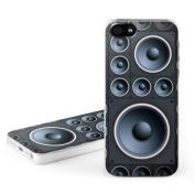 DecalGirl AIP5C-BASSISGOOD DecalGirl Apple iPhone 5 Hard Case - Bass is Good