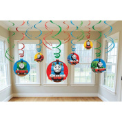 Swirl Decorations - Thomas & Friends - Value Pack