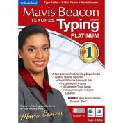 Encore 15060 Mavis Beacon Teaches Typing Platinum 20 Win Xp-Vista