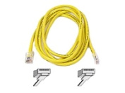 BELKIN COMPONENTS CAT6 patch cable RJ45M/RJ45M 14ft yellow A3L980-14-YLW-S