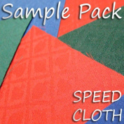 Brybelly Holdings GCLO-501 Sample Pack of Speed Cloth - Cotton & Polyester