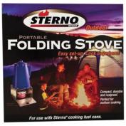 Sterno 310205 Single Burner Folding Stove