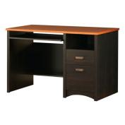 Gascony Spice Desk in Wood/Ebony