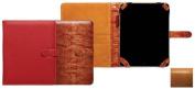 Raika RM 211 TAN Ipad Case with Loop Closure - Tan