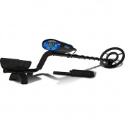 Bounty Hunter Quick Silver Hobby Metal Detector with Free Pinpointer