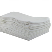 Early Childhood Resources ELR-0209 12-Pack Kiddie Kot Sheets - White