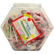 Yummy Earth 0158212 Counter Top Bin Lollipops Assorted Flavours - 890ml
