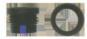 Specialty Archery 75313 S & S .60cm . Verifier Peep No. 7 Blue