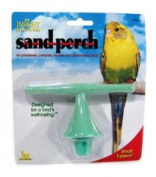 J W Pet Company T-shape Sand Perch Small - 31215