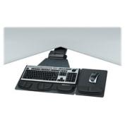 Fellowes Mfg. Co. FEL8035901 Exec. Keyboard Tray- Adjust- 48cm .x 14-.190cm .- 60cm . Track- Graphite