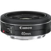Canon EF 40mm f/2.8 STM Lens - Optimized for Canon Full-Frame    DSLRs (Aperture   Range
