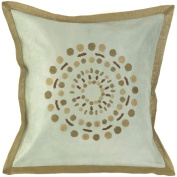 Surya PBST428-1818D 18 in. x 18 in. Down Filled Decorative Pillows - Sky