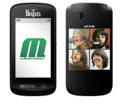 MusicSkins The Beatles Let It Be Skin for ZTE Libra