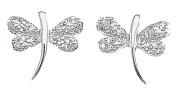 Plutus kke6479 925 Sterling Silver Rhodium Finish Fashion Pave Pendant