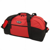 Luggage America S-1042-RD Sports Plus 42 Polyester Sports Duffel