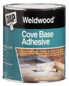 Dap 3.8l Weldwood Cove Base Adhesive 25054