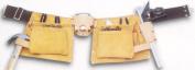 Custom Leathercraft 12 Pocket Heavy Duty Work Apron I427X