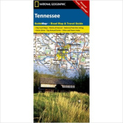 National Geographic Maps GM01020337 Tennessee Map