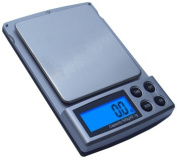 AMW SCALEMATE DUAL RANGE 500G SCALE SILV
