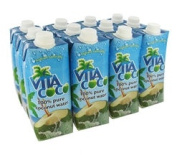 Vita Coco 26504 12 x 500 ML Pure Coconut Water