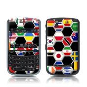 DecalGirl BBT-SFLAGS BlackBerry Tour Skin - Soccer Flags