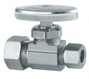 Waxman Consumer Products Group .127cm . x .96.5cm . Low Lead Straight Valve 7330900LF