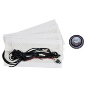 Metra - The-Install-Bay - Fishman IBHS1 Single Seat Heater with Illuminated 3-Position Switch