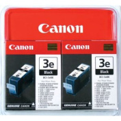 Canon BCI-3e Black Ink Cartridge Twin Pack