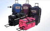 Luggage America SRD-26-RB Sports Plus 26 8 Pocket Rolling Duffel