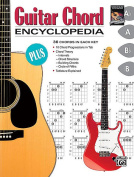 Alfred 00-4432 Guitar Chord Encyclopedia - Music Book