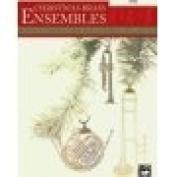 Alfred 00-23174 Christmas Brass Ensembles - Music Book
